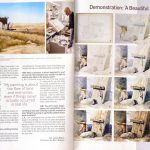 The Art of Watercolor, March 2016, Pages 3-4