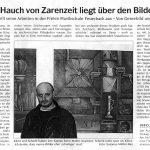 Stuttgarter Zeitung, March 2001