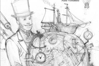 Pencil Drawings for illustrations (Part I)