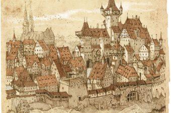 Кельн 1242, из награфоманенного
